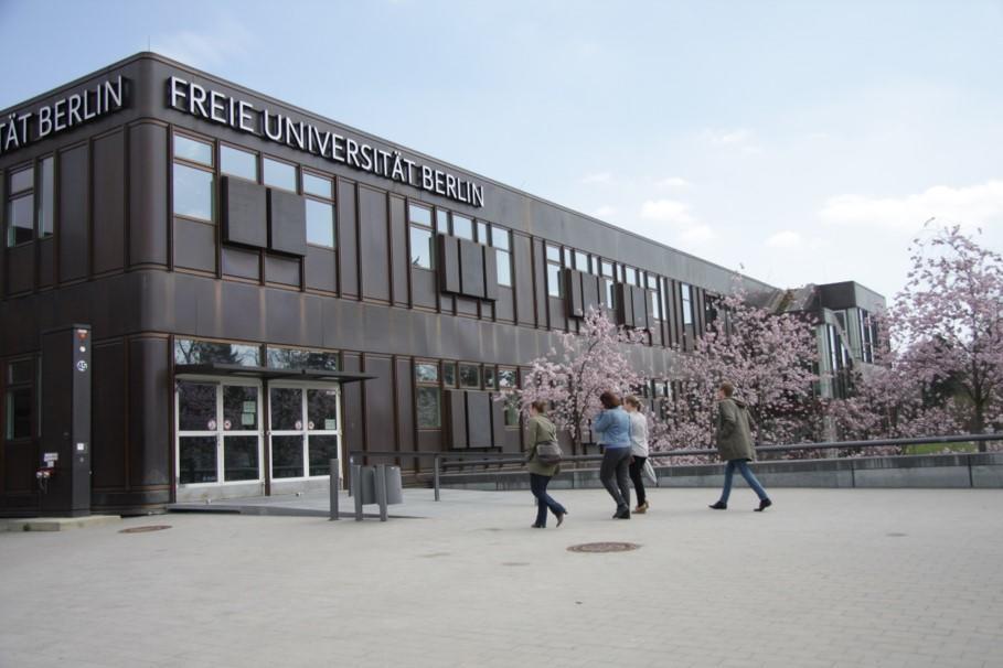 Freie Uni tại Berlin