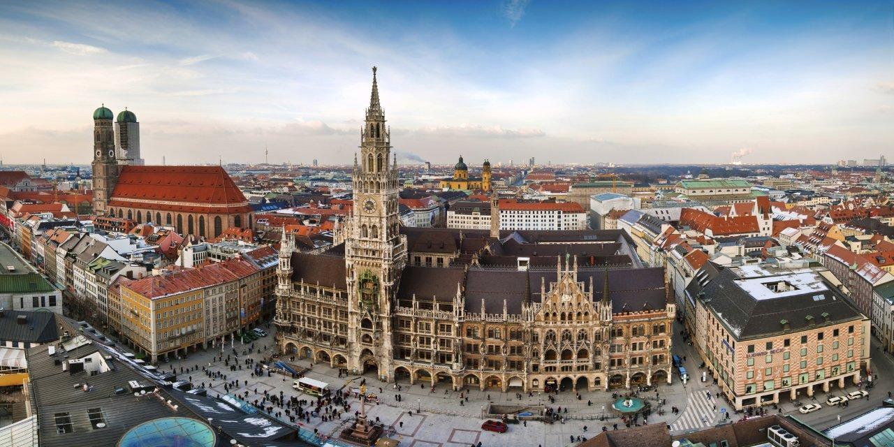 Thành phố Muenchen