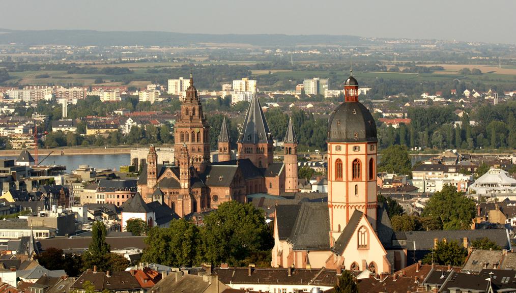 Thành phố Mainz