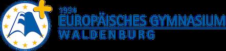 Europäisches Gymnasium Waldenburg Logo