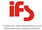 ifs Institut für Sprachvermittlung und internationalen Kultuaustausch Logo